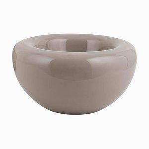 Beige Opal L Bowl by Kristina Dam Studio