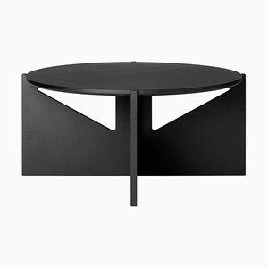 Schwarzer XL Tisch von Kristina Dam Studio