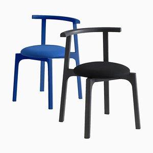 Carlo Chairs by Studioestudio, Set of 2