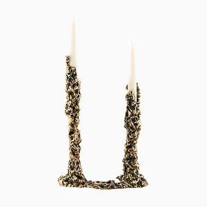 Selene Link Candlestick by Verteramo