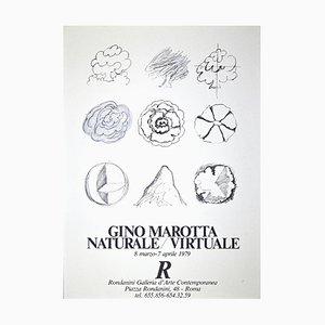 Gino Marotta, Vintage Poster, 1979
