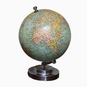 French 7-Inch Terrestrial Globe