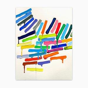 Vistazo, Pintura abstracta, 2018