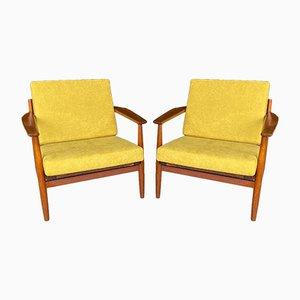 Vintage Easy Chair in Teak, 1960s