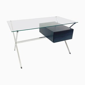 Minimalistischer Schreibtisch von Franco Albini für Knoll International, 1950er