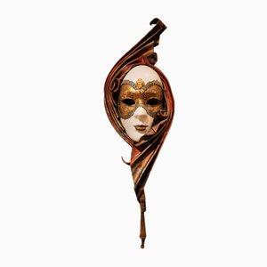 Vintage Venetian Masks, Set of 2