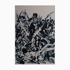 Spitti (Tunisia, 1963), Liberty Leading the People 3/3