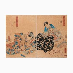 Utagawa Toyokuni III (Kunisada I)