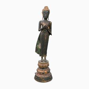 Stehender Buddha, Thailand, 17. oder 18. Jahrhundert