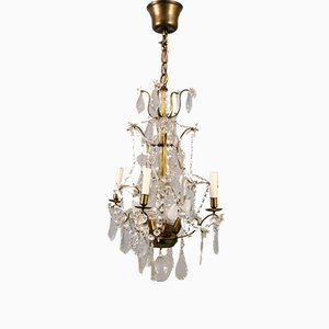 1700s Series Sturehov Chandelier in Rococo Style from Ikea, 1990s