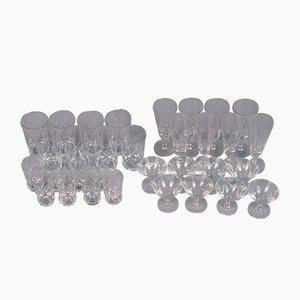 Crystal Glasses Set