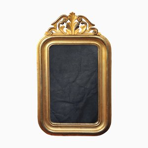 Gold Mirror in Louis Philippe Style, 1850