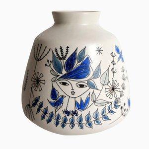 Small Vase by Inger Waage for Stavangerflint, 1960