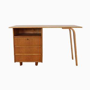 Kleiner Niederländischer Schreibtisch von Cees Braakman für UMS Pastoe, 1955