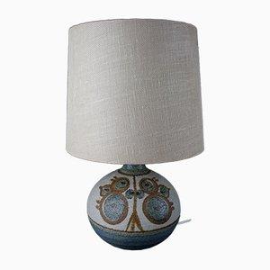 Lampe de Bureau Vintage en Céramique par Søholm Stentøj, Danemark, 1960
