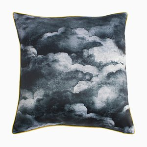 Coussin Night Clouds Noirs