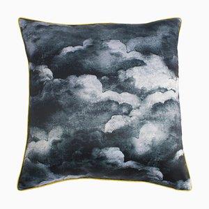 Night Black Clouds Kissen