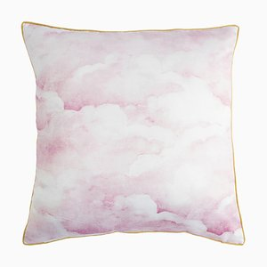 Dusty Pink Clouds Kissen