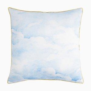 Smokey Blue Clouds Kissen