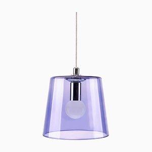 Blaue Kiki Lampe