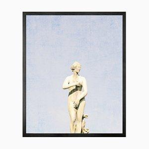 Statuesque 5 Mini Framed Printed Canvas