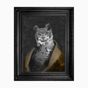 Grandfather Olaf Gold Edition Canvas