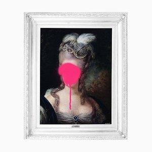 Small Madame Blush Canvas