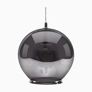 Cauldron Smoke Tint Pendant Lamp