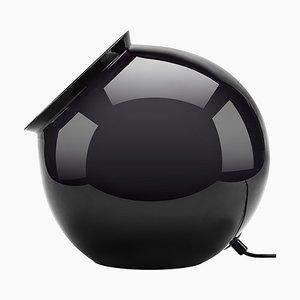 Lampe de Bureau Cauldron Noire Brillante