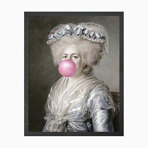 Kleines Bubblegum Portrait 4