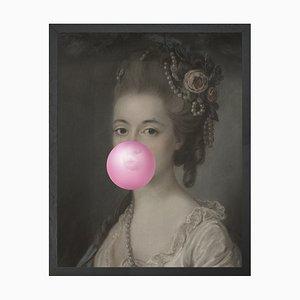 Kleines Bubblegum Portrait 5