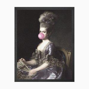 Kleines Bubblegum Portrait 6
