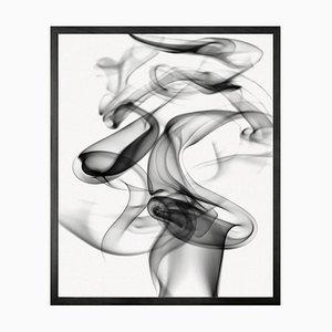 Small Sybaris 3 Framed Printed Canvas