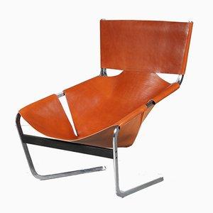 Chaise Modèle 444 par Pierre Paulin pour Artifort, Pays-Bas, 1960s