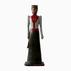 Far Eastern Folk Art Sculpture
