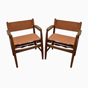 Chairs from Børge Mogensen, Set of 2