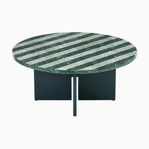Table Basse Sediment Verde Guatemala par Reale Studio-Marguerre pour Favius