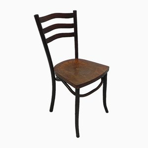 Chairs in Bent Beechwood from Luterma, Set of 6