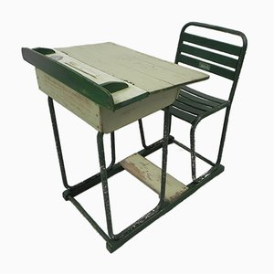 Lectern or 1-Person School Desk from Torck