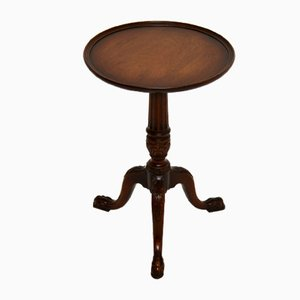 Antique Carved Wine Table