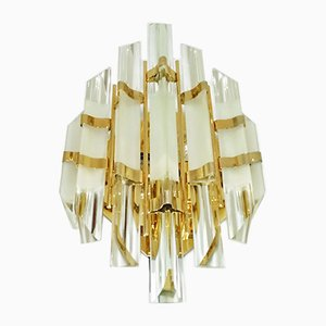 Glass Wall Sconce by Paolo Venini, 1970s