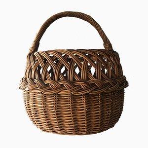 Wicker Basket, 1970s
