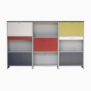 Metal 5600 Storage Cabinet by André Cordemeyer for Gispen, 1960s