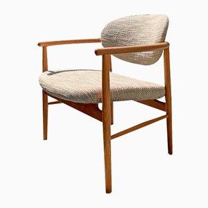 Danish Modern Stuhl im Stil von Wegner