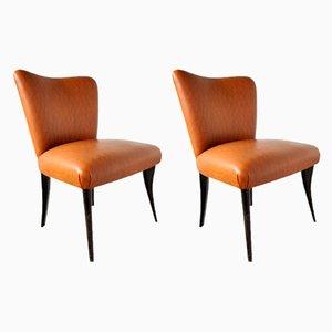 Stühle von Architetti Artigiani Anonimi, 2er Set