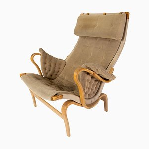 Pernille Easy Chair by Bruno Mathsson for DUX, 1960s