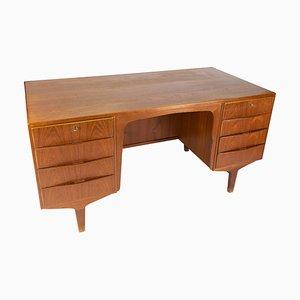 Danish Desk in Teak, 1960s