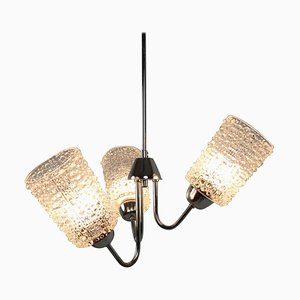Mid-Century Chandelier from Lidokov, 1950s
