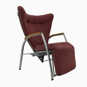 Italian Lounge Chair by Bonaldo Goraco, 1980s