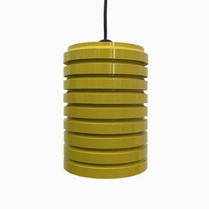Yellow Hanging Lamp, 1970s